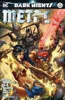 DC Rebirth Dark Nights Metal #1 MGH Exclusive EBAS Color Variant NM
