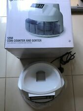 More details for safe scan 1250 automatic coin counter and sorter (for gbp coins)