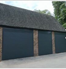 electric roller Garage Door Insulated Nationwide Installation Service Available