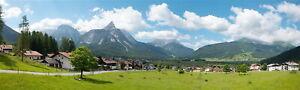 Vollmer 46106 Hintergrundkulisse Alpenvorland