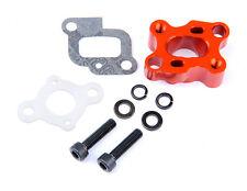 Alloy Intake Manifold Red for HPI Rovan KM 1/5 Rc Buggies Baja 5B 5T 5SC
