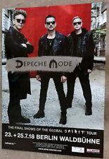 Depeche   Mode     Konzertposter   2018    Berlin  - riesig