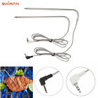 Temperature Thermometer BBQ Grill Probe Kit Fits Traeger Controllers Meat Probes