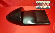 MANX NORTON WIDELINE STYLE FIBREGLASS CAFE RACER SEAT FINISHED IN BLACK