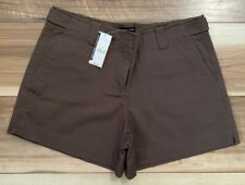 Women's New York & Company Brown Shorts Size 10