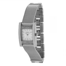 Quartz (Battery) Stainless Steel Strap Analog Square Watches