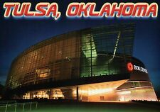 Bank of Oklahoma, BOK Center Tulsa OK, Football Sports Arena -- Stadium Postcard