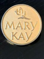 Vintage Collectible Mary Kay Metal Pinback Lapel Pin Hat Pin