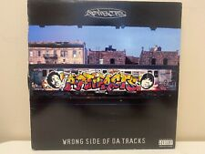 """Artifacts Wrong Side Of The Tracks 12"""""""