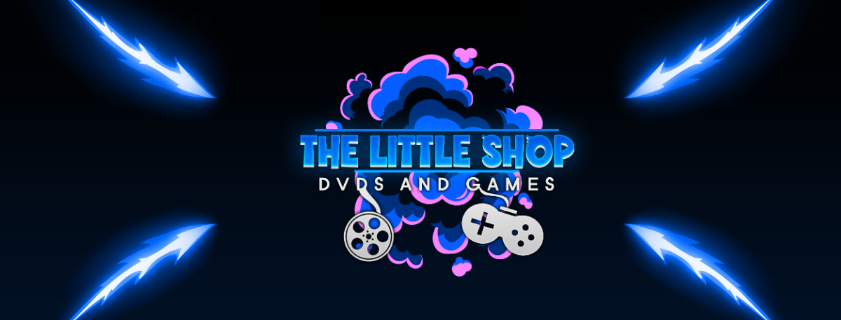 The Little Shop Dvds and Games
