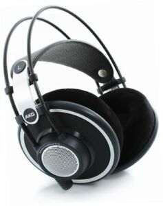 Kopfhörer Studio AKG K702 Premium Offen Over Ear 3,5mm schwarz Elektronik Audio