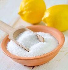 Citric Acid Preservative, Citric Citrate Lemon Acid Edible 50g