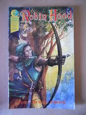 ROBIN HOOD #2 of 3 1991 Eclipse Comics   [G427] BUONO