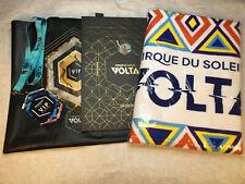 NEW Cirque Du Soleil Volta VIP Gift Tote Bag Beach Towel Program Lanyard Badge