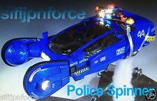Rare! BLADE RUNNER Police Spinner 1/16 resin model kit TVC-15 JAPAN