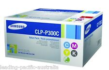 NEW Samsung CLP-P300C Genuine Toner