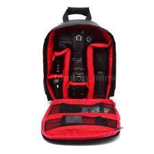 Camera Waterproof SLR DSLR Photo Video Bag Case Padded Backpack Zipperlock
