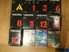12 No x Philips Videopac  Boxed Games for G7000   bundle Retro Collectable