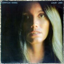 33t Emmylou Harris - Luxury Liner (LP) - 1977