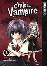 Chibi Vampire Volume 2: v. 2, Kagesaki, Yuna, New Book