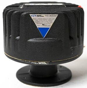 Pioneer / TAD TD-4002 - High Frequency Compression Driver - 30 Watts / 8 ohms