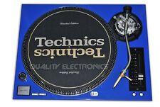 Technics Face Plate For Technics SL-1200 / SL-1210 M5G Turntable (Blue)