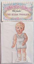Vintage Sealed 1990 Peck-Gandre The Hilda Toddler Paper Doll