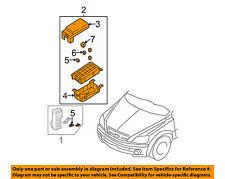 KIA OEM 03-06 Sorento 3.5L-V6 Fuse Relay-Fuse Box Main 911603E000