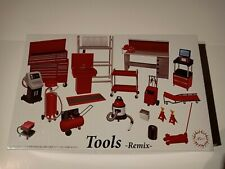 Accessoires diorama garage tools remix 1/24 Fujimi 114392