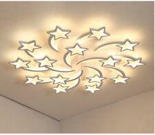 Children's Room Chandelier Lights Indoor LED Dimmable Remote bedroom Light lamp