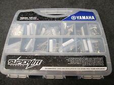 Yamaha YZF450 2018, Superlite Titanio, motor, plásticos del chasis completo kit de perno
