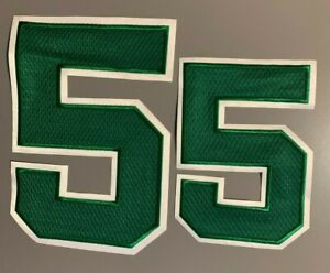 KEVIN GARNETT #5 Adidas NBA Basketball BOSTON CELTICS Jersey Rev30 Numbers Set