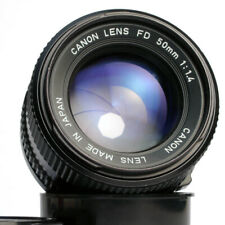 Canon FD 1,4 / 50 FDn * excellent