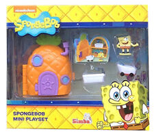 Simba SpongeBob Pineapple House Mini Playset - Brand New