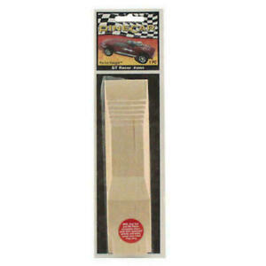 Pre-Cut Design Pinewood Derby Car Pine Block GT Racer P3965 MADE in USA