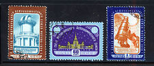 RUSIA-URSS/RUSSIA-USSR 1958 USED SC.2092/2094 Intl.Atronomical Union