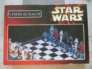 jeu d'echec,chess schach  star wars d'occasion