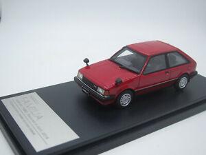 Mazda Familia 1500 XG RHD 1980 1/43 Hi-Story HS242 Resin hpi ig
