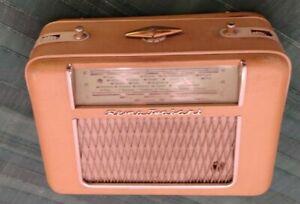 Rema Trabant ,DDR Kofferradio c.a. 1958,Röhren