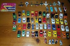 Lot of 71 Galoob Micro Machines Car Hot Rod Planes Galoob Truck Motorcycles