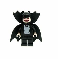 Custom Designed Minifigure Dracula Vampire Zombie Halloween Printed LEGO Parts