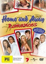 Home And Away - Romances (DVD)  Region 4 - Very Good Condition