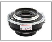 Goerz Apochromat Artar 8 1/4 inch F9 210mm f/9 fit 4x5