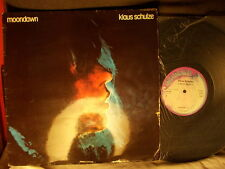 Klaus SCHULZE: Moondawn / Isadora stereo LP FRance VG+