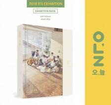 2018 BTS EXHIBITION BOOK PHOTOBOOK + UNRELEASED LIVE PHOTO SET + STICKER