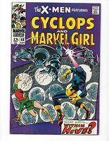 "X-Men  #48 ( ""Computor""  VF  8.0) Sept-1968,  Marvel"