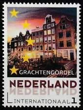 Persoonlijke zegel Europa MNH 3197: Canal Ring Amsterdam (27)
