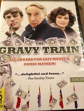 The Gravy Train (DVD, 2007, 4-Disc Set)
