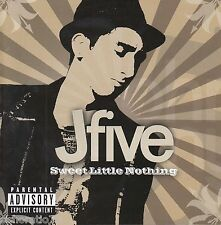 JFIVE Sweet Little Nothing CD - NEW