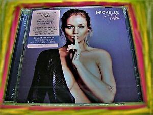 MICHELLE - TABU   2CD DELUXE VERSION + DUETT MATTHIAS REIM OVP   111austria